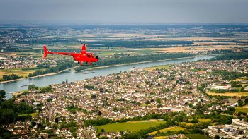 Cologne City Sightseeing Helicopter Flight