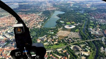 Hannover City Sightseeing Helicopter Flight