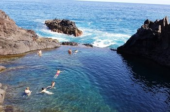 Northern Madeira Jeep Expedition: Porto Moniz Lava Pools