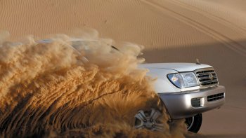 Half-Day Al Khatim Evening Desert Safari Tour