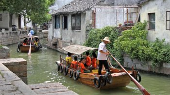 Small-Group Day Tour to Suzhou from Shanghai