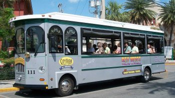 Key West Hop-On Hop-Off Trolley