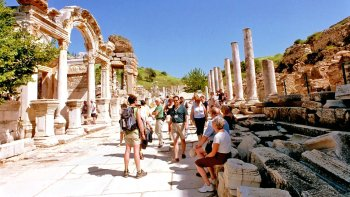Ephesus & Terrace Houses Day Trip