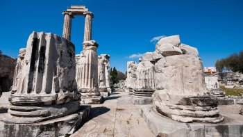Didyma, Miletus & Priene Full-Day Tour with Lunch