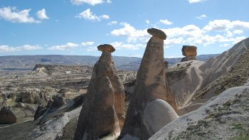 Full-Day Historic & Natural Highlights of Cappadocia Tour