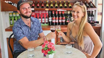 Beer, Wine & Rum Tasting Tour with Lunch