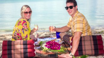 Private Beach Picnic and Snorkling Tour