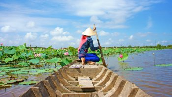 Private Full-Day Cu Chi Tunnels & Mekong Delta Boat Tour