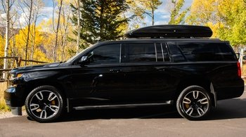 Private SUV: Eagle Airport (EGE) - Vail