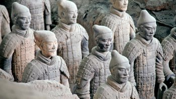Private Half-Day Tour to the Terracotta Warriors & Horses Museum
