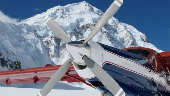Talkeetna Day Trip with Denali Sightseeing Flight & Glacier Landing