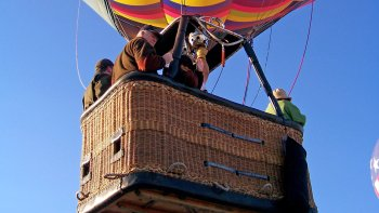 Scenic Hot Air Balloon Ride