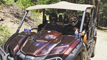Sierras Off-Road UTV Tour