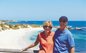 Rottnest Island Bus Tour with Ferry & Train Ride Package