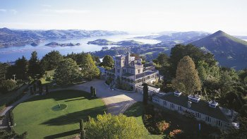 Shore Excursion: Larnach Castle & Cadbury Factory Sightseeing Tour