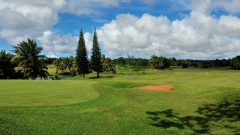 18-Hole Golf Tour at the Guam International Country Club