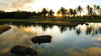 9-Hole Golf Tour at the Guam International Country Club