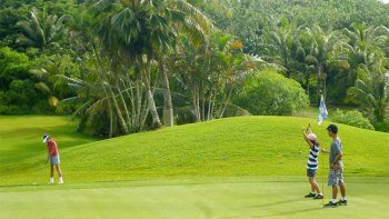 Par-3 Short Course Golf Tour at the Guam International Country Club