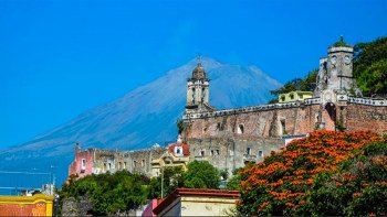Atlixco Magical Town Tour