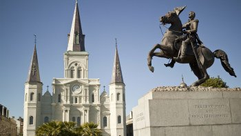 3 hour New Orleans City Tour