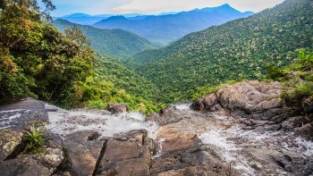 Private Full-Day Bach Ma National Park Tour