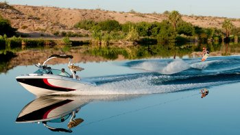 Flaming Gorge Reservoir Boat Rental or Charter