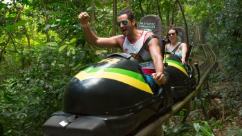 Bobsleigh & Sky Explorer Tour at Mystic Mountain