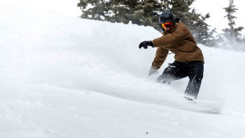 Steamboat Village Center Snowboard Rental Package