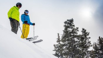 Steamboat Central Park Ski Hire Package