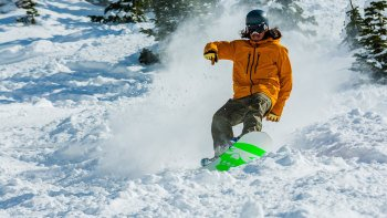 Steamboat Ptarmigan Inn Snowboard Hire Package