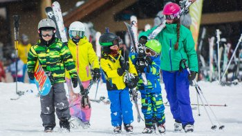 Park City Ski Rental Package