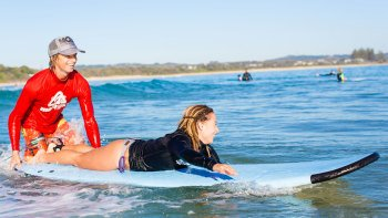 Half-Day Byron Bay Surfing Lesson