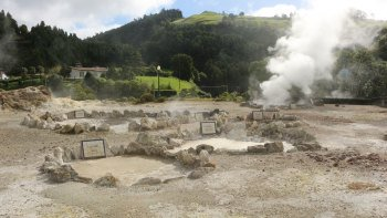 Half-Day Jeep Excursion to Furnas