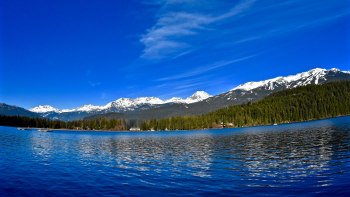 Self-Guided Pedal & Paddle Tour on Alta Lake