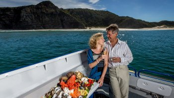 Tasmanian Seafood Cruise with Onboard Feast