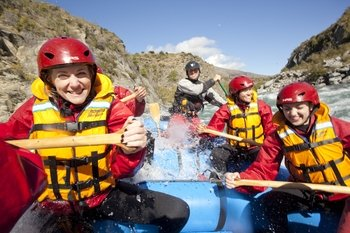 Half-Day Kawarau River Rafting
