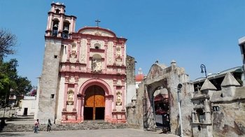 2-Day Tour to Puebla, Cholula, Taxco & Cuernavaca