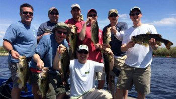 Ft. Myers Bass Fishing Trip