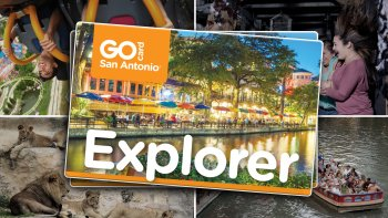 San Antonio Explorer Pass: 3 or 5 Museums, Attractions & Tours in 1 Card