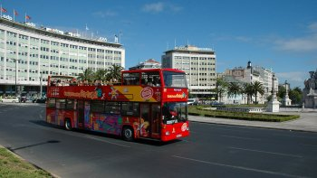 Shore Excursion: Lisbon Hop-On Hop-Off Bus Tour