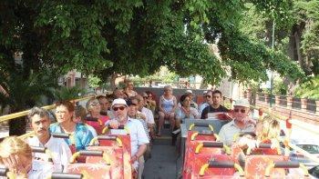 Shore Excursion: Malaga Hop-On Hop-Off Bus Tour