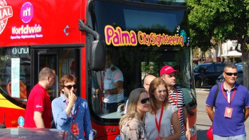 Shore Excursion: Mallorca Hop-On Hop-Off Bus Tour
