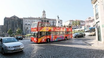 Shore Excursion: Porto Hop-On Hop-Off Bus Tour
