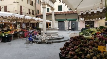 A Bite of Pistoia Small-Group Tour