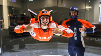 Indoor Skydiving Experience - at iFLY Downunder (Sydney)
