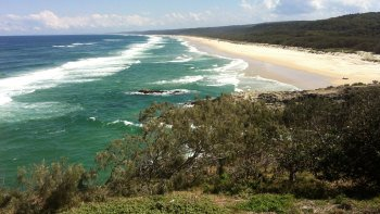 North Stradbroke Island Full-Day Bus Tour