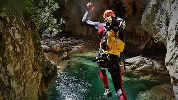 Canyoning Adventure in Bunyola