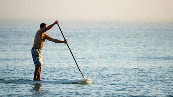 Stand-Up Paddleboard Hire in Puerto de Pollensa