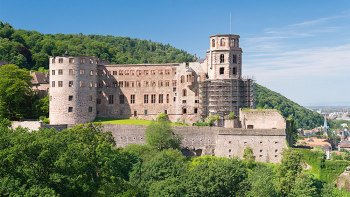 Full-Day Heidelberg & Palace of Schwetzingen Tour