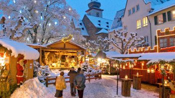 Christmas Market Tour